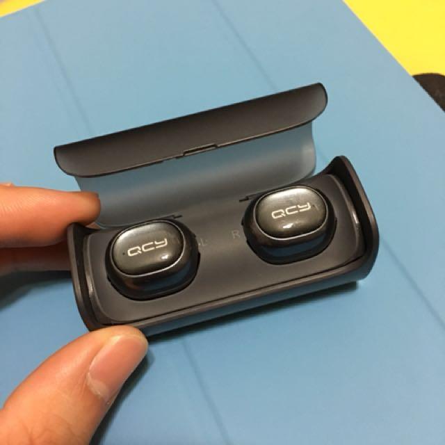 🈹🈹🈹QCY 無線藍芽耳機
