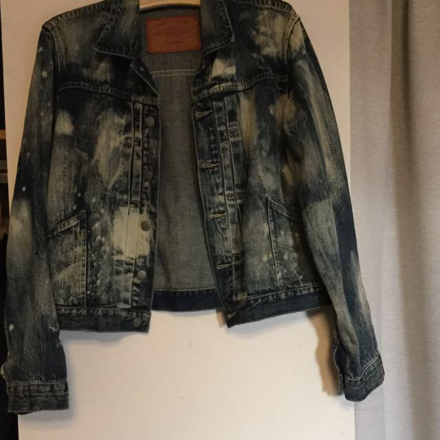 RALPH LAUREN Women's Denim Jacket