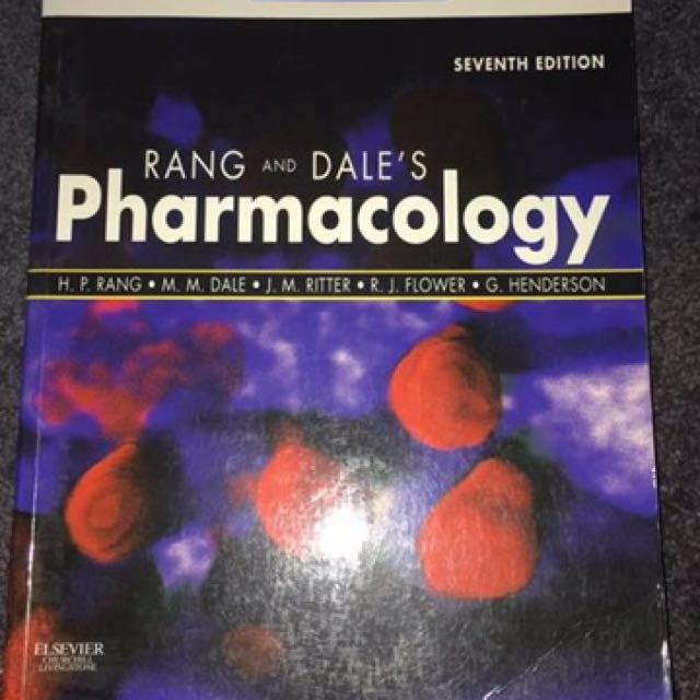 Rang & Dale's Pharmacology Textbook