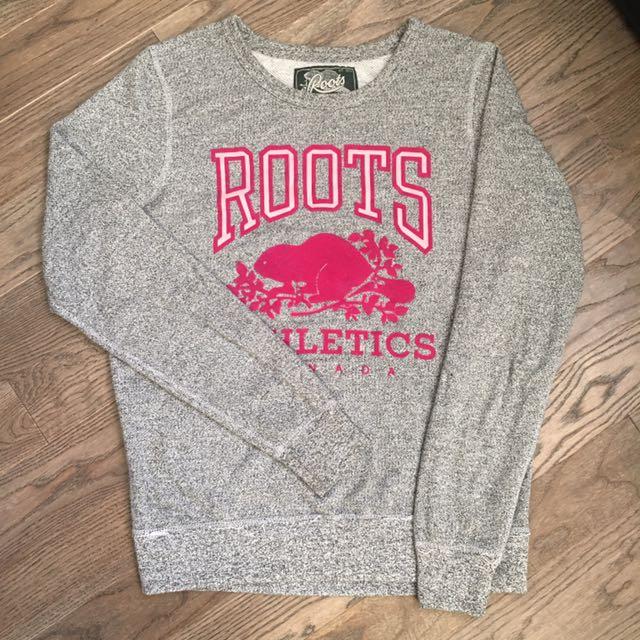 Roots Salt and Pepper Sweatshirt