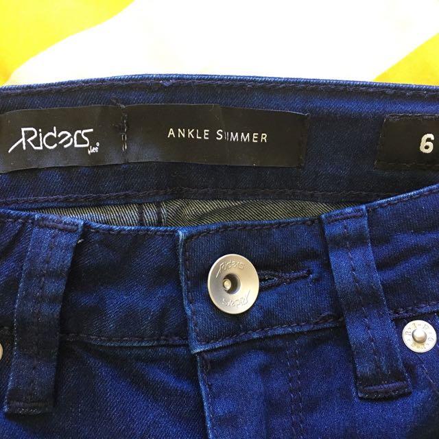 Ryder Jeans Size 6