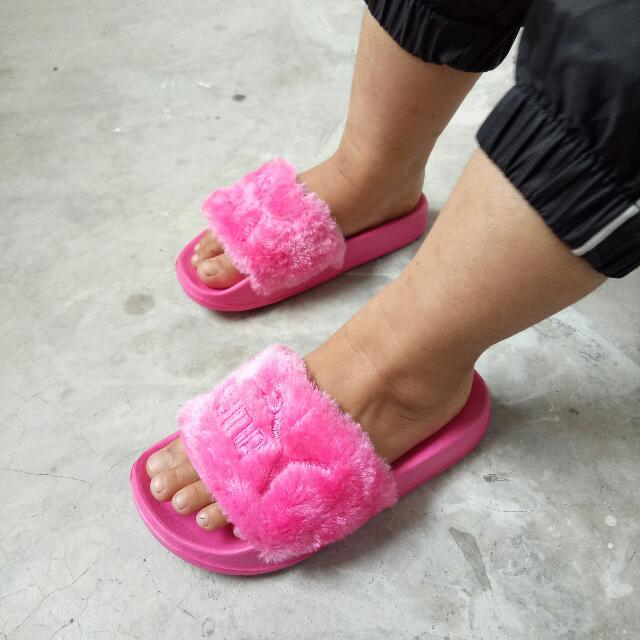 951954bf37a9 Sandal Puma Fenty Kids
