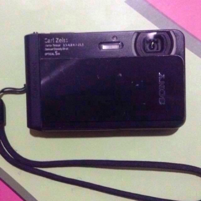 Sony DSC-TX30 waterproof up to 30ft !!