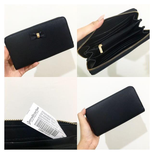 Stradivarius Ribbon Wallet