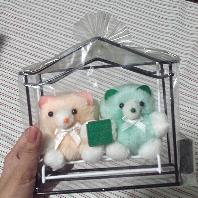 Stuffed bear toys