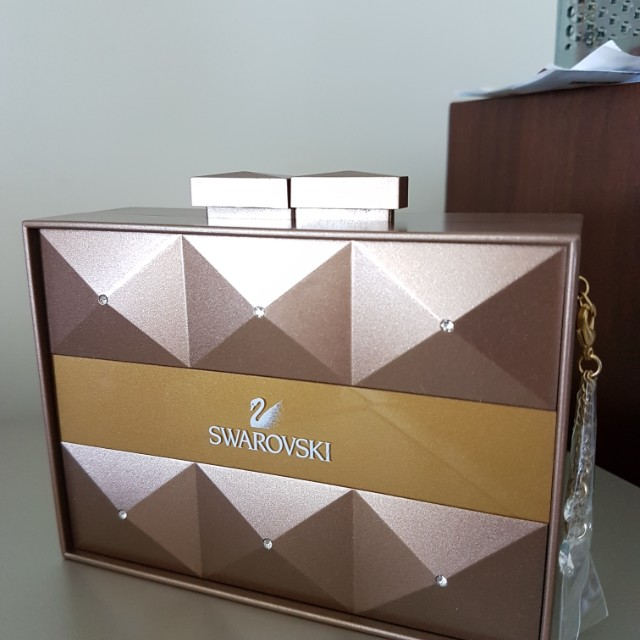 施華洛世奇swarovski首飾盒