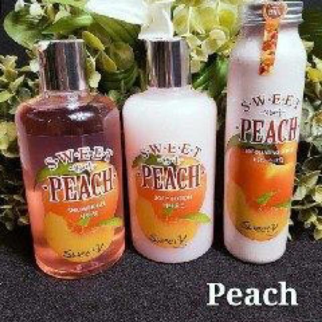 SWEET PEACH BLOSSOM 3 IN 1