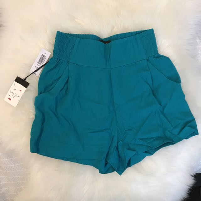 Talula high waisted shorts
