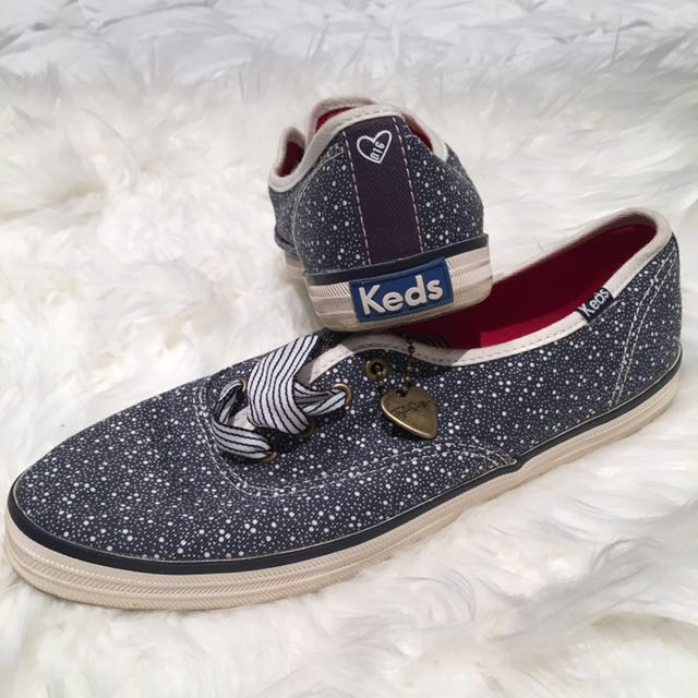 Taylor Swift Keds canvas shoes limited edition