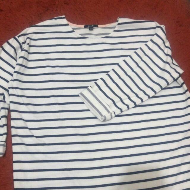 T-shirt woman lengan 3/4