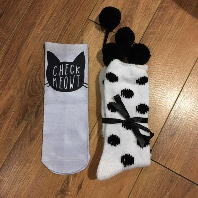 Typo Socks