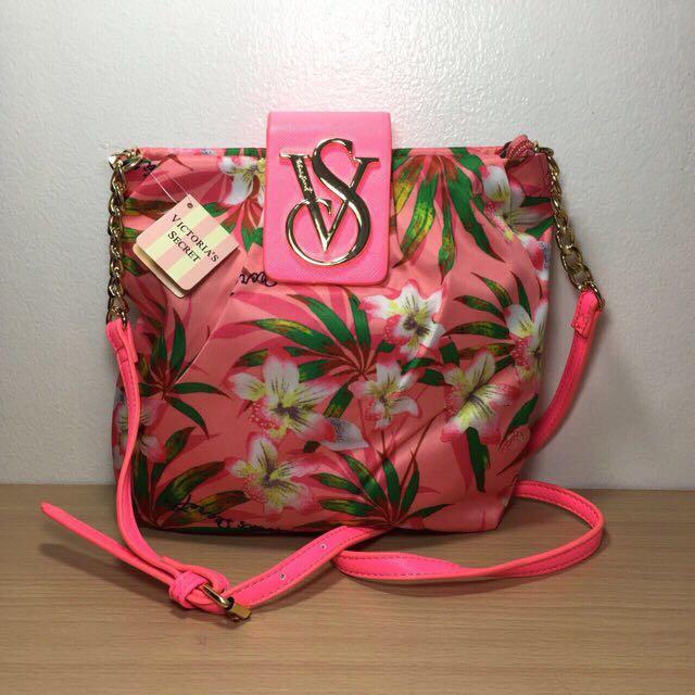 Victoria's Secret flower pattern design sling