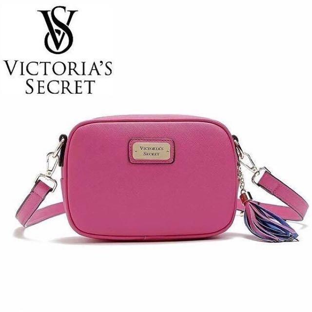 Victoria's Secret w/tassle sling bag