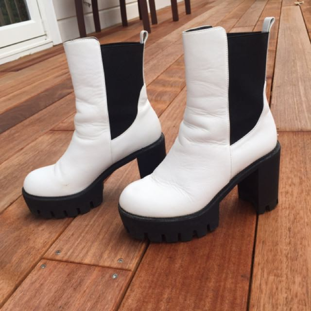 Wild pair boots