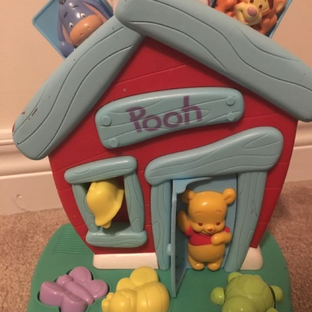 Winnie the Pooh- musical toy