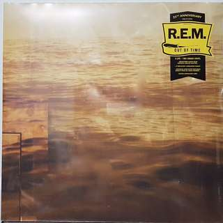 Vinyl LP : R.E.M. - Out Of Time (25th Anniversary Edition)