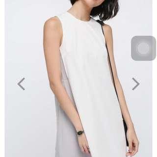 Love Bonito Latoya Contrast Layer Mini Dress