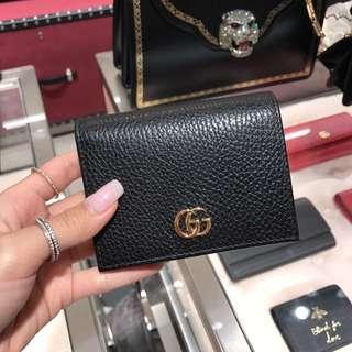 全新巴黎入手Gucci wallet