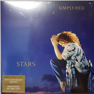 Vinyl LP : Simply Red - Stars (25th Anniversary Edition)