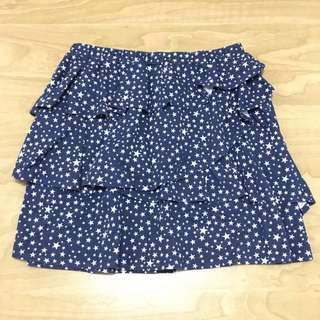 Old Navy Ruffled Skirt (Large-XL)