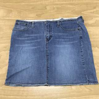 Denim Skirt (Medium-Large)