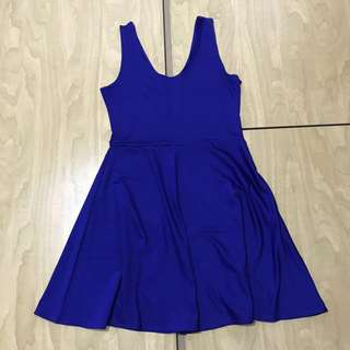 Blue Dress (Large)