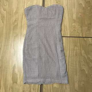 Forever 21 Tube Dress (Medium)