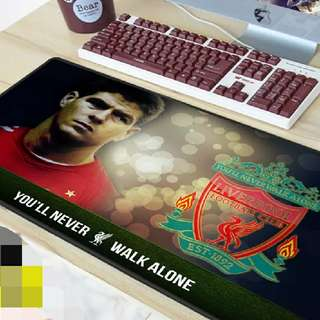 Soccer Team XL mouse pad (customization too!)