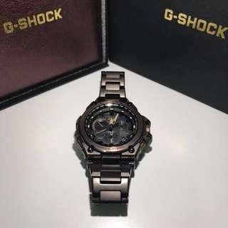 Casio g shock 5455 MTG-G1000AR-1A GPS + Multiband 6 + Solar