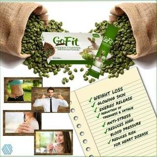 GOFIT GREEN COFFEE