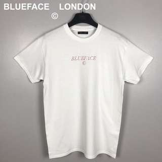 BlueFace London White T