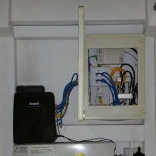 BTO DBSS Telephone To Data Port Conversion