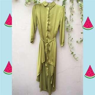 Long dress / baju muslim / blouse