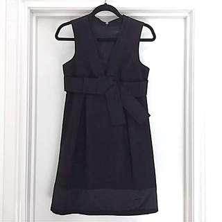 COUNTRY ROAD Ladies Black Dress
