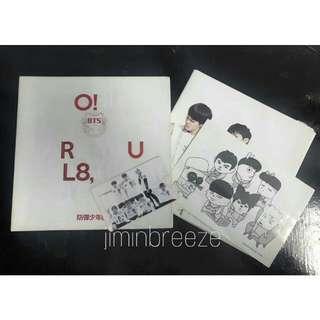 BTS N.O OFFICIAL ALBUM