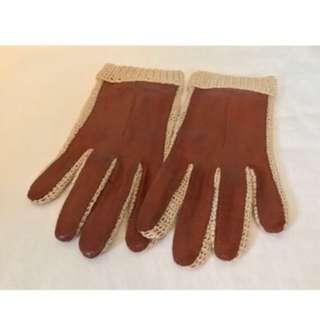 Vintage Hudson's Bay Driving Gloves
