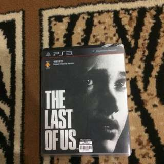 (PS3)* The last of us (limited edition)