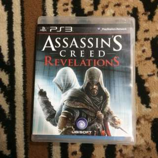 (PS3)* Assassins Creed Revelations