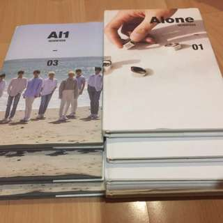 [READYSTOCK] SEVENTEEN AL1 FULL ALBUM