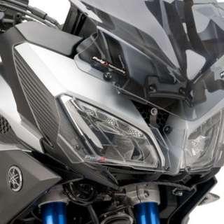 Puig Headlight protector for Yamaha Tracer MT09