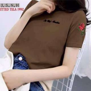 SALE!! Knitted Top With Patch