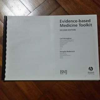 evidence based medicine toolkit...