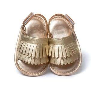 Baby Girl Pre-walker shoes