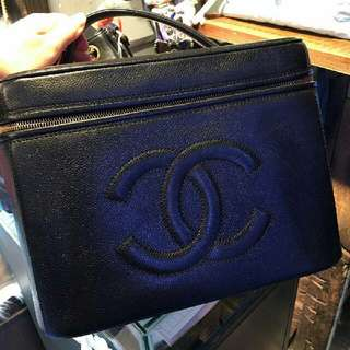 Chanel Bucket Bag化妝桶袋