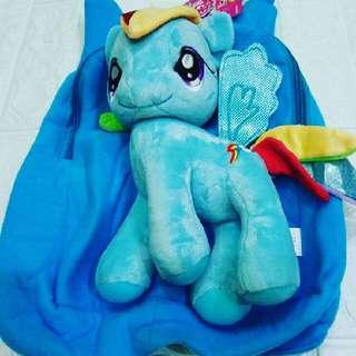 Beg My Little Pony