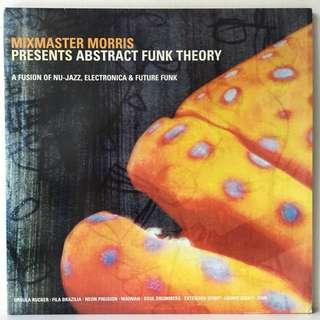 Mixmaster Morris – Abstract Funk Theory (3 x Vinyl LP Records)
