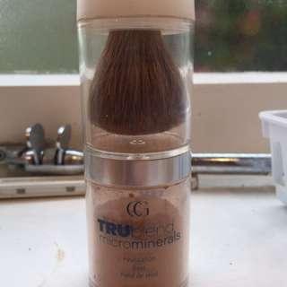TRUblend micro minerals foundation - powder