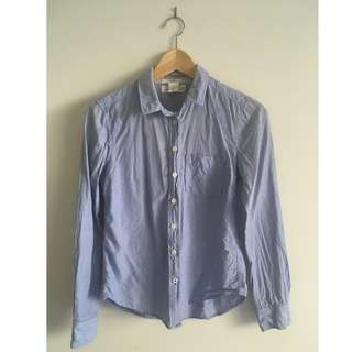 H&M Fitted Business Work Shirt