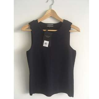 BASQUE Business Work Top Singlet Cami NEW WITH TAGS (RRP$89.95)