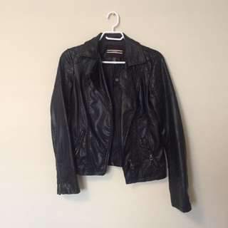 Dynamite XS Leather Jacket
